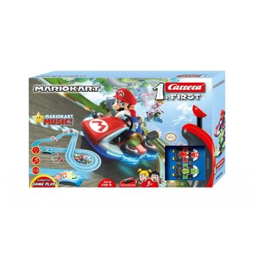 Primeiro circuito de corrida Nintendo Mario Kart Royal Raceway