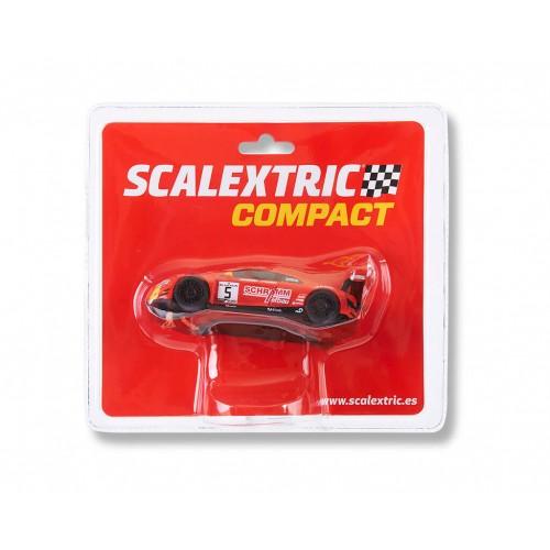 Coche de Scalextric Compact Audi R8 LMS GT3 Schramm