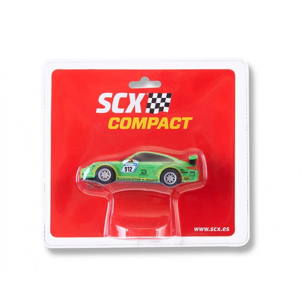 Coche de Scalextric Compact Porsche 911 GT3 Bott
