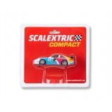 Coche de Scalextric Compact Porsche 911 GT3 Tio