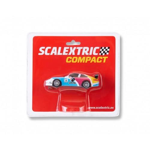 Carro Scalextric Compact Porsche 911 GT3 Tio
