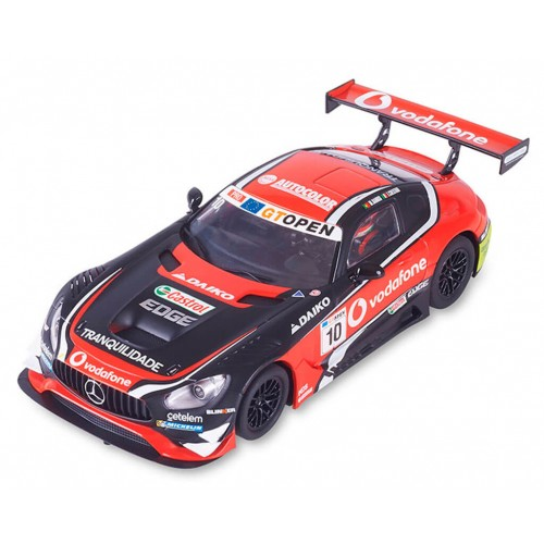 Coche de Scalextric Digital Advance Mercedes AMG GT3 Vodafone