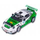 Coche de Scalextric Analogico Porsche 911 RALLY Orriols