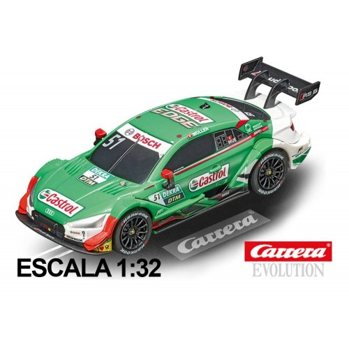 Coche Carrera Evolution Audi RS5 DTM Muller n 51