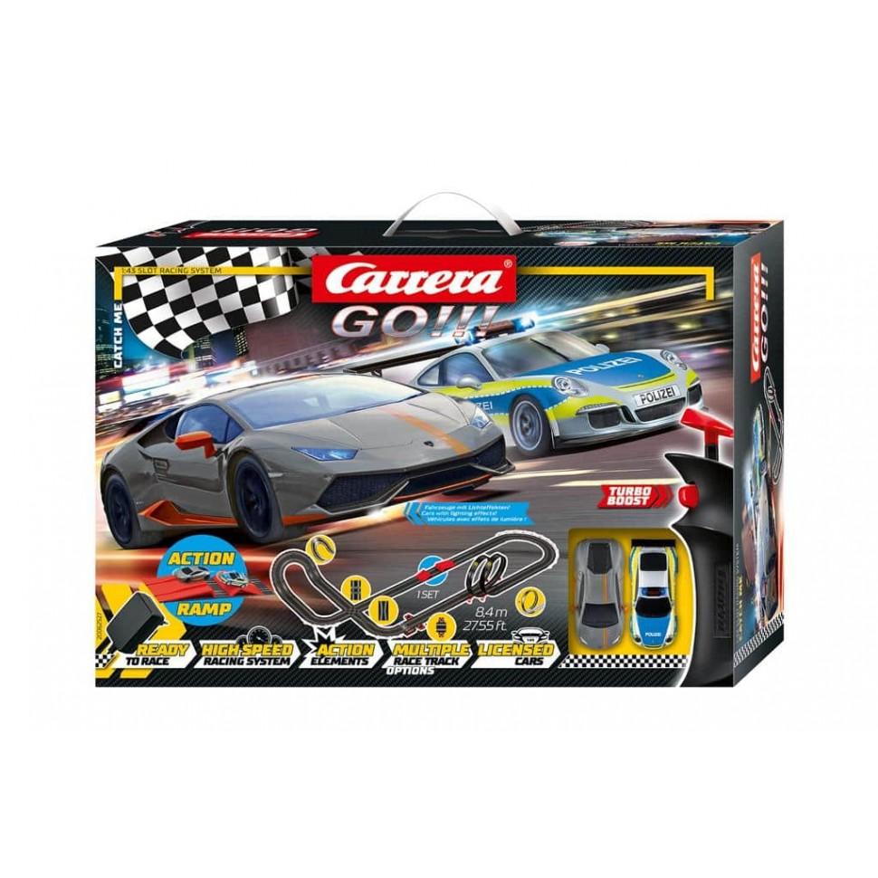 Circuito Carrera Go Catch Me
