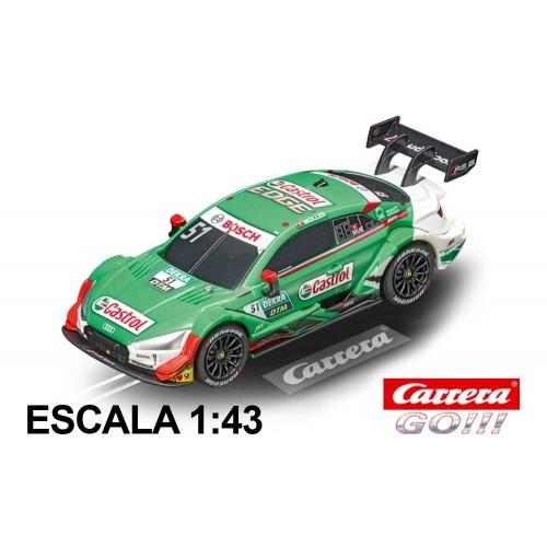 Carrera Go Audi RS5 DTM Muller carro n51