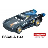 Coche Carrera Go Disney Cars Jackson Storm Rocket Racer