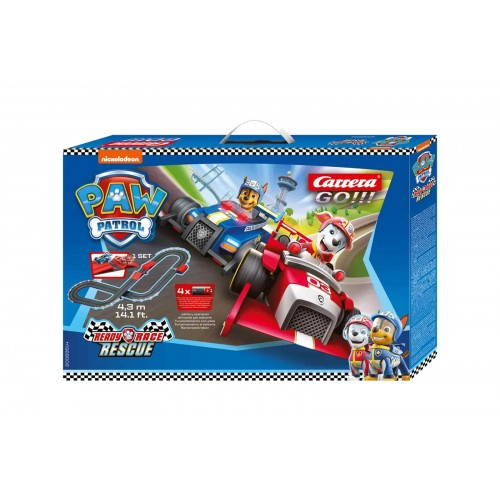 Circuito Carrera Go Paw Patrol Ready Race Rescue