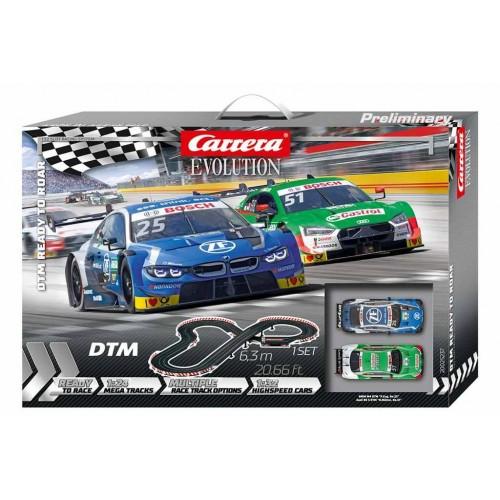 Circuito Carrera Evolution DTM pronto para rugir