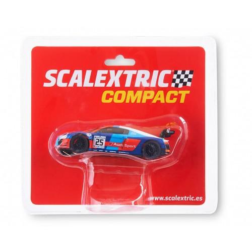 Coche de Scalextric Compact Audi R8 LMS GT3  Audi Sport