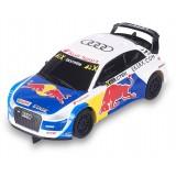 Coche de Scalextric Compact Audi S1 WRX Red Bull