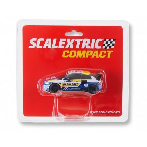 Coche de Scalextric Compact Audi S1 WRX Exte