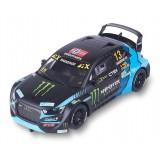 Coche de Scalextric Analogico Audi S1 WRX Monster