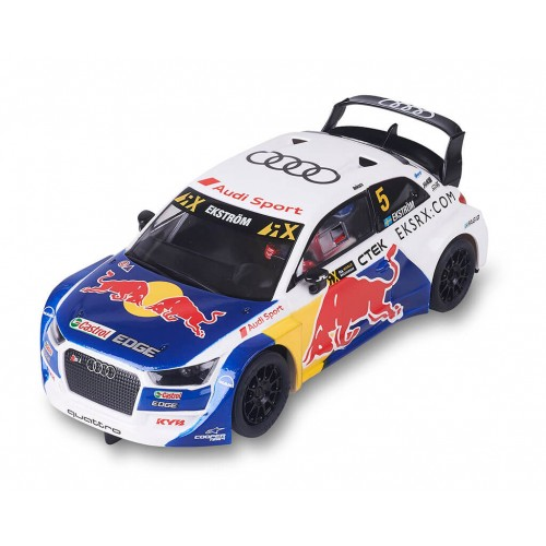 Coche de Scalextric Digital Advance Audi S1 WRX Ekstrom