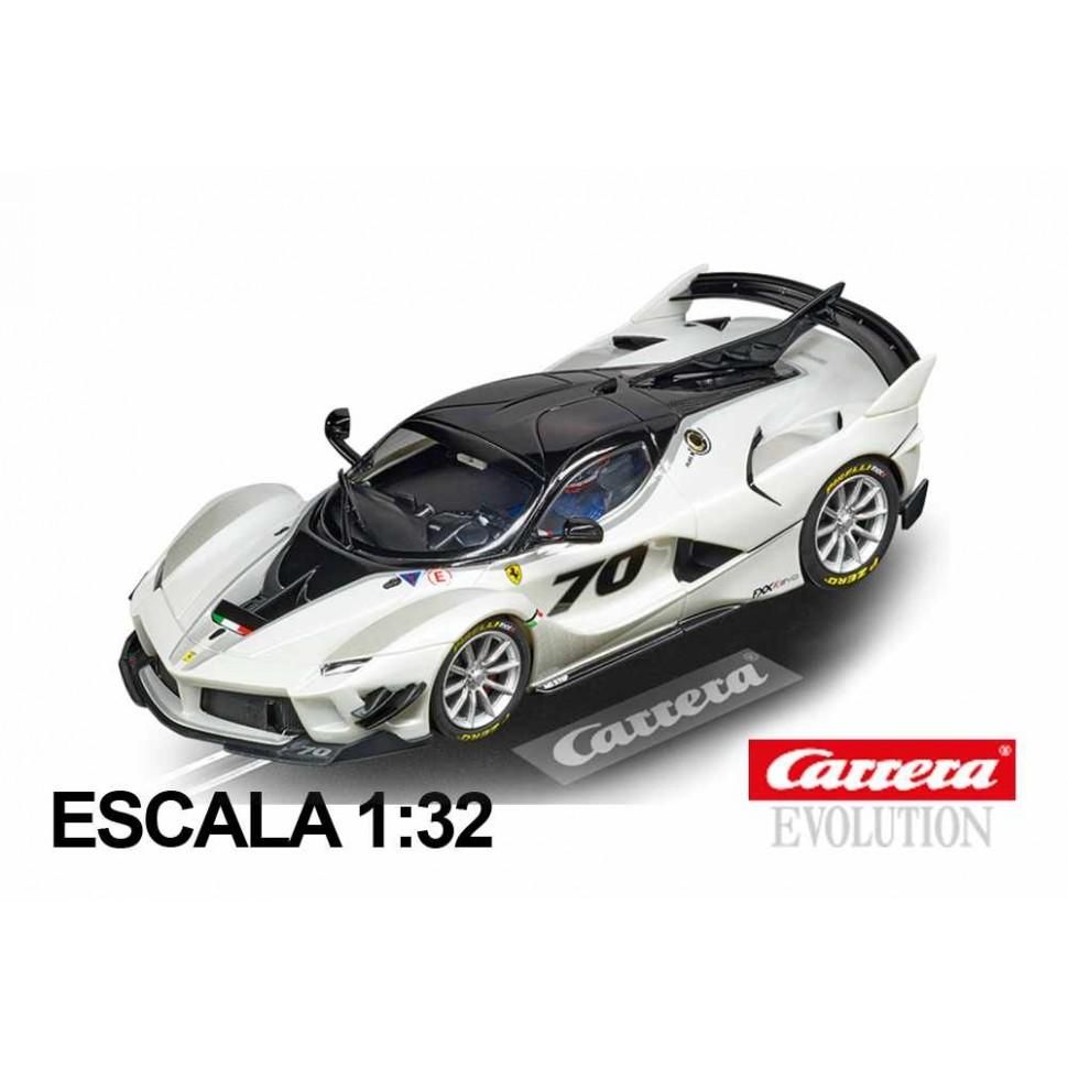 Coche Carrera Evolution Ferrari FXX K Evoluzione n70