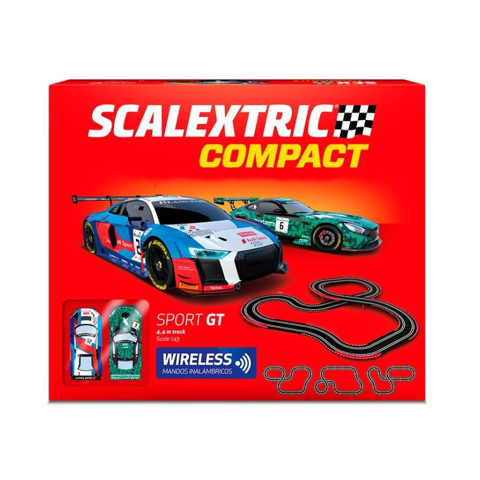 Circuito de Scalextric Compact Sport GT Wireless