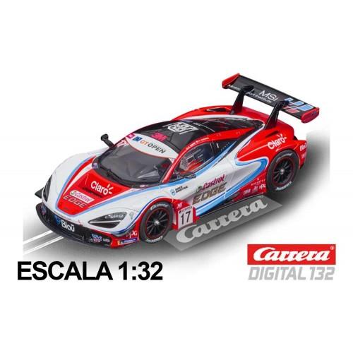 Carrera Digital 132 McLaren 720S GT3 n17 carro