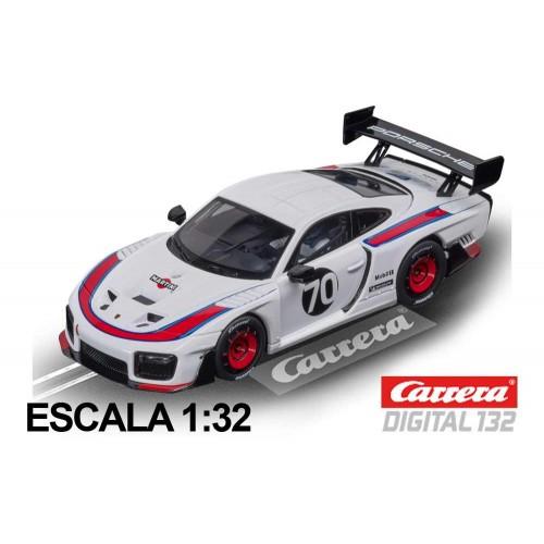 Coche Carrera Digital 132 Porsche 935 GT2 Martini n70