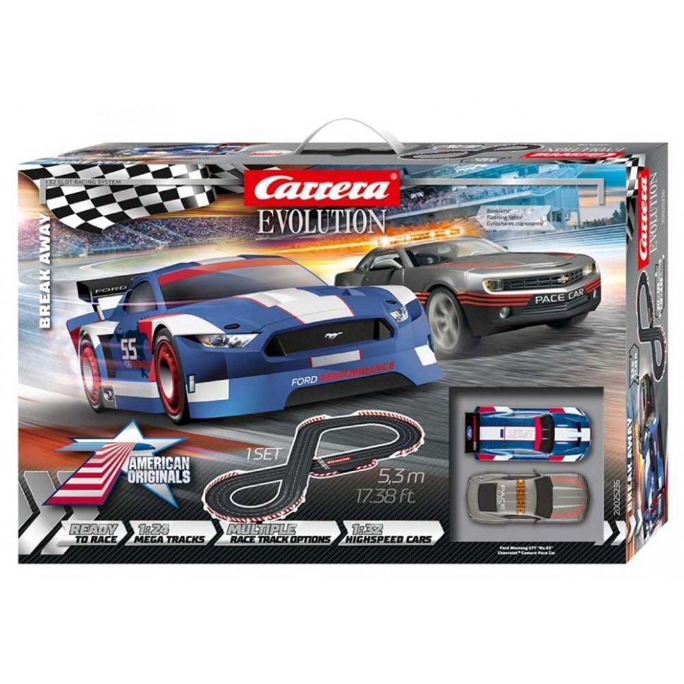 Circuito Carrera Evolution Break Away