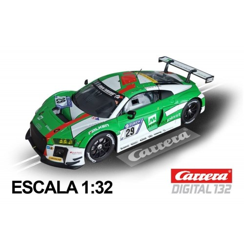 Carro Carrera Digital 132 Audi R8 LMS n29 Sieger