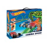 Circuito de slot 1:43 Ninco Hot Wheels Cobra Speed Wireless