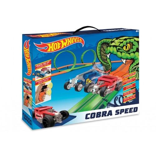 1:43 Circuito de slot Ninco Hot Wheels Cobra Speed Wireless