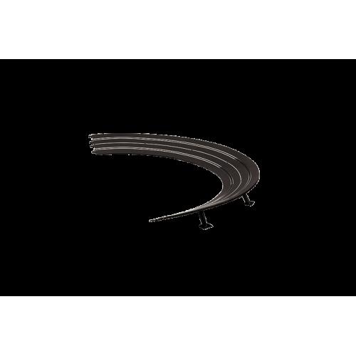 Curva peraltada 3/30° (6ud) Carrera 132-124