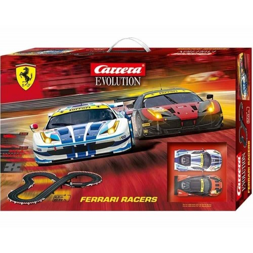 Circuito Carrera Evolution Ferrari Racers