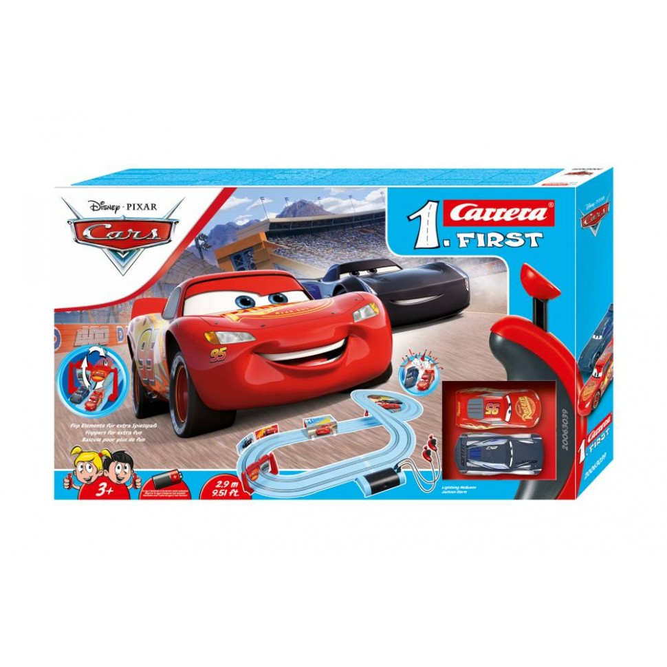Circuito Carrera First Disney Cars Piston Cup