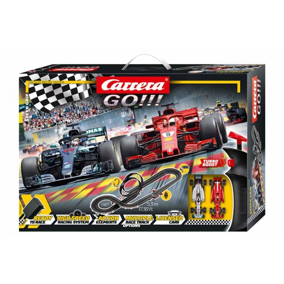 Circuito Carrera Go Speed Grip