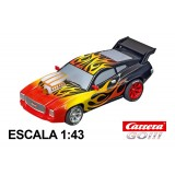 Coche Carrera Go Muscle Car 1 Flame