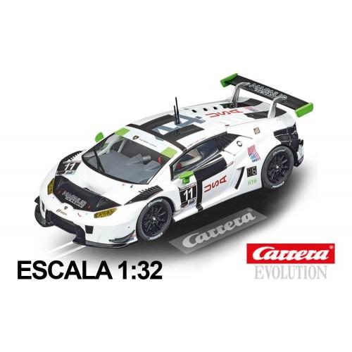 Coche Carrera Evolution Lamborghini Huracan Magnus Racing n11