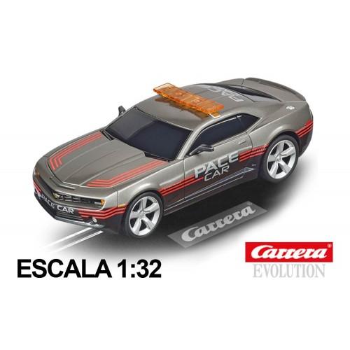 Coche Carrera Evolution Chevrolet Camaro Pace Car