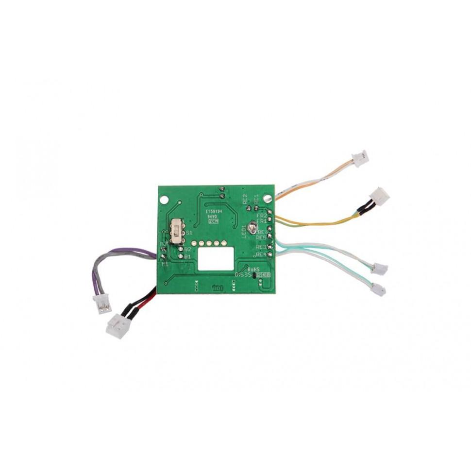 Chip Decodificador con luz destellante Carrera Digital 124