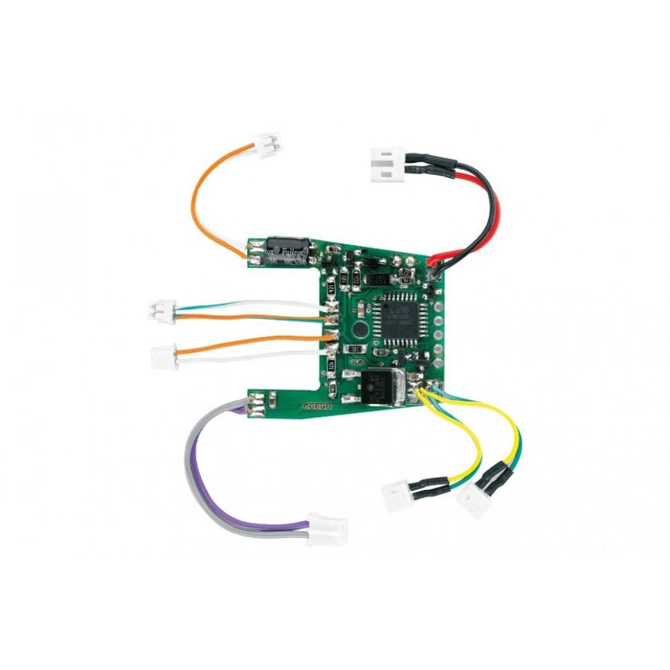 Chip Decodificador con luz destellante Carrera Digital