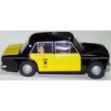 Coche de Scalextric Analogico Seat 1430 Taxi Barcelona Ed Especial