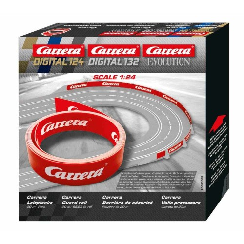 Valla protectora Guardarail 20m Carrera 132-124