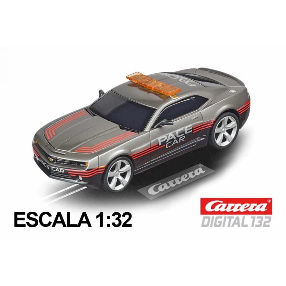 Coche Carrera Digital 132 Chevrolet Camaro Pace Car