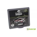 Coche de slot 1:43 Ninco WRC Toyota Yaris Rovanpera Con Luces