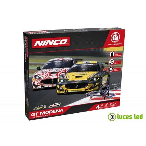 Circuito de slot 1:43 Ninco GT Modena