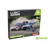 Circuito de slot 1:43 Ninco WRC Rally Finlandia
