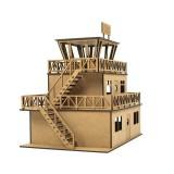 Torre de control de Madera Circuito de Slot
