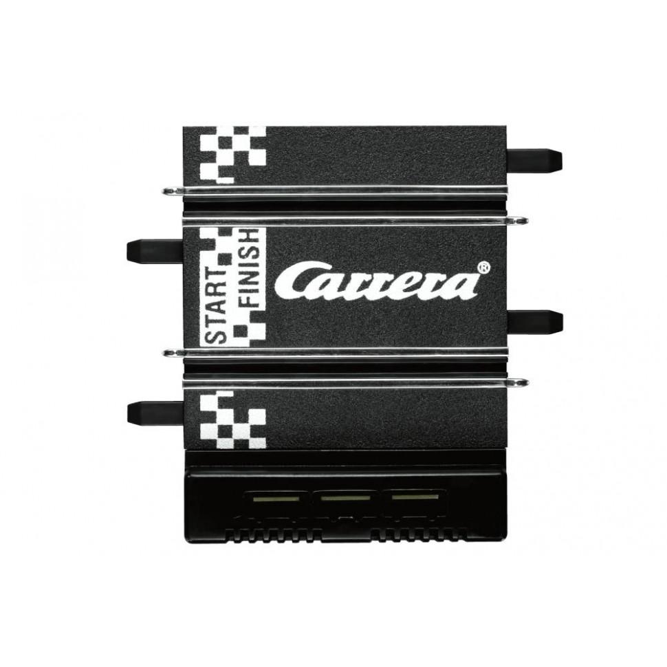 Pista de conexiones antigua 1 toma Carrera Go