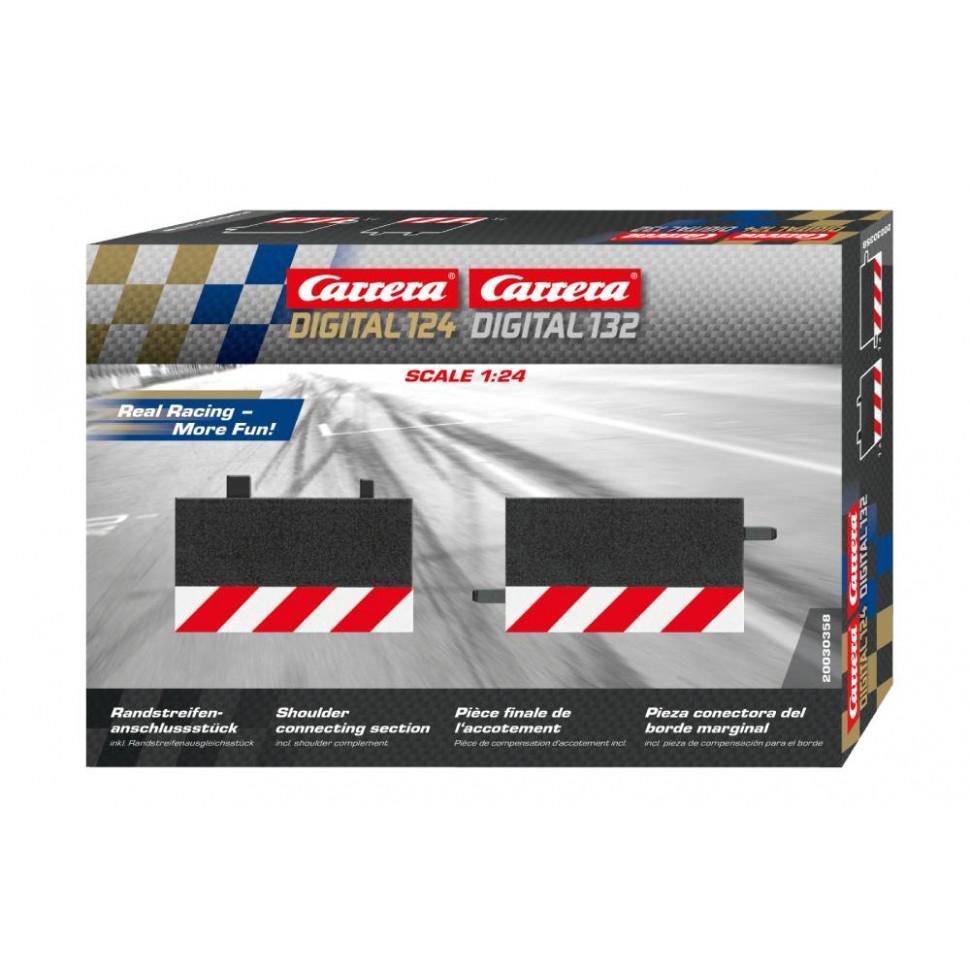 Borde pista de conexion Carrera 132-124