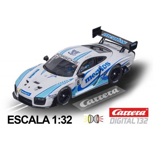 Coche Carrera Digital 132 Porsche 935 GT2 n08