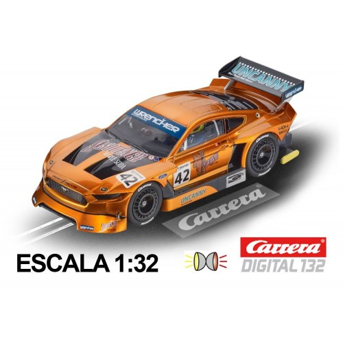 Coche Carrera Digital 132 Ford Mustang GTY n42