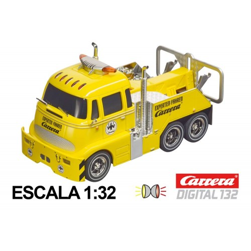 Coche Carrera Digital 132 Grua ADCC