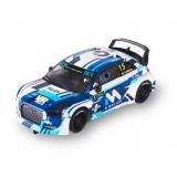 Coche de Scalextric Analogico Audi S1 RX VR