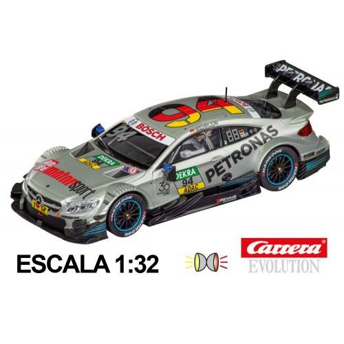 Coche Carrera Evolution Mercedes AMG C 63 DTM Wehrlein n94