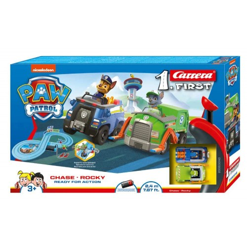 Circuito Carrera First Paw Patrol Ready for Action